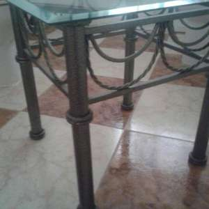 For sale: Coffee Table and Two End Tables